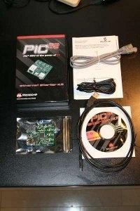 PIC32 Starter Kit Ethernet. Recensione