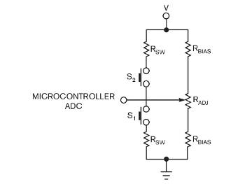 Come leggere multipli switch e un potenziometro con un pin di ingresso del microcontrollore