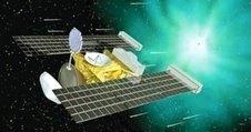 polvere di stelle dallo spazio
