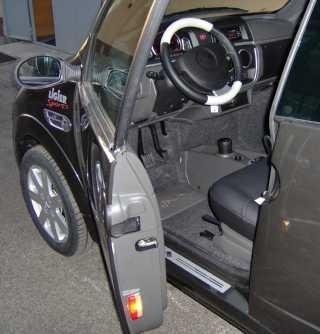 pulsantiera porte auto