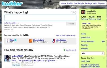 """La pubblicità su Twitter permetterà a un'azienda di comparire tra i suggerimenti di chi seguire, le liste """"Who to follow"""""""