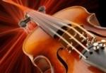 laser a raggi Terahertz e violino