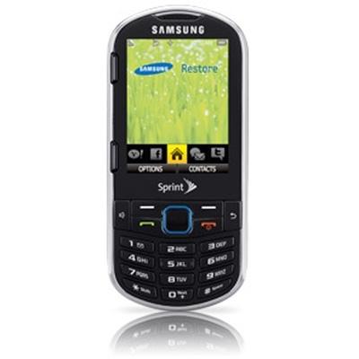 samsung restore, cellulare a risparmio energetico