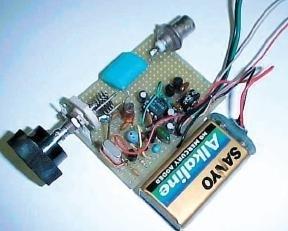 Ricetrasmettitore QRPp per i 20 m (14 MHz). Per chi muove i primi passi nel mare della RF