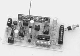 Ricetrasmettitore digitale 433 MHz