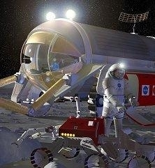 Un Robot sulla Luna