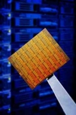 Intel 48-core cloud computing silicon chip