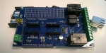 Scheda relè e prototipazione per Arduino e FTPmicro