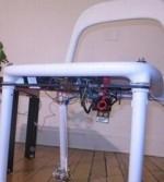 Tavolo & sedia robotizzati