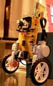 Mini Segway con Arduino