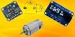 INA219: il sensore di corrente/tensione per monitorare un motore al lavoro