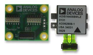 ADIS16405 sensore inerziale tre assi con magnetometro
