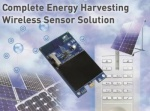 SiLabs energy harvesting