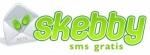 SMS gratis con Skebby