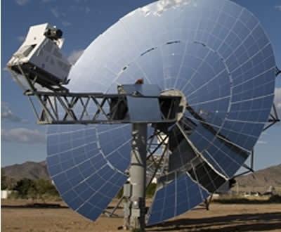 motore solare stirling motore del futuro energia solare