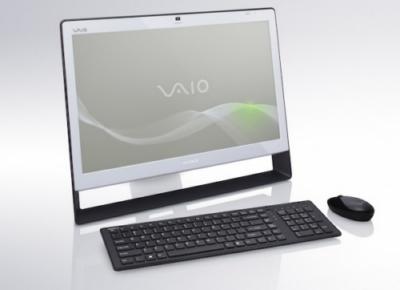 Sony Vaio Serie J touchscreen