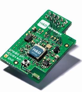 L'SPB105 - Kit di valutazione SPI 802.11b+g WiFi
