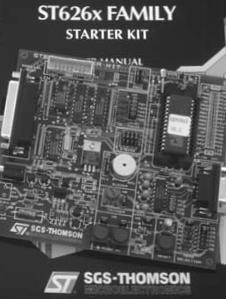 microcontrollori ST626X programmazione