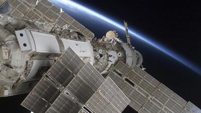 la stazione spaziale internazionale vicina al completamento