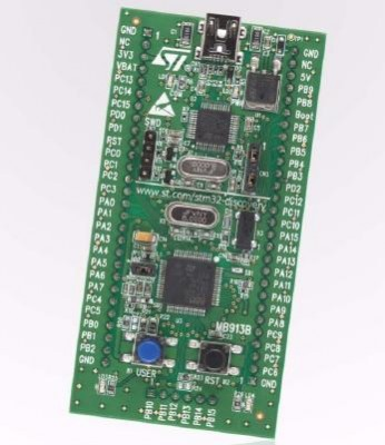 Review4U STM32VLDiscovery