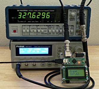 arduino come misuratore di frequenza
