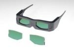 Occhiali 3D con OCB by Toshiba