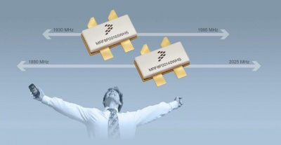transistor di potenza LDMOS RF