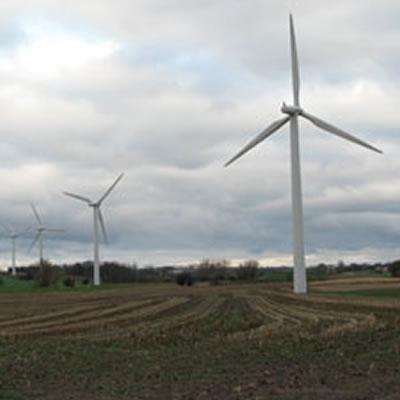 le turbine eoliche di samso