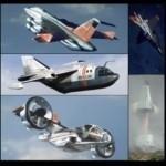 velivoli futuristici