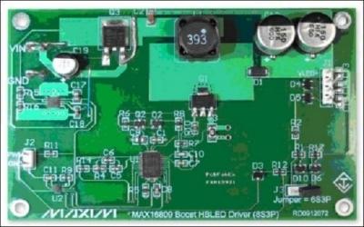 Un driver per migliorare la retroilluminazione dei display LED il progetto finito