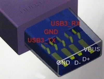 usb lancio di USB 3.0