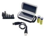 Caricatore solare Varta USB