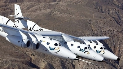 Primo test di volo suborbitale Virgin Galactic