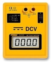 voltmetro Valore medio, valore di picco, valore efficace