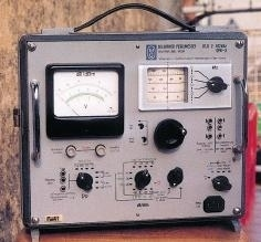 Voltmetro selettivo SPM-3