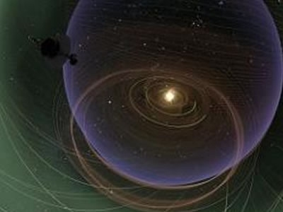 La sonda Voyager NASA fa un scoperta interstellare 1/2 1