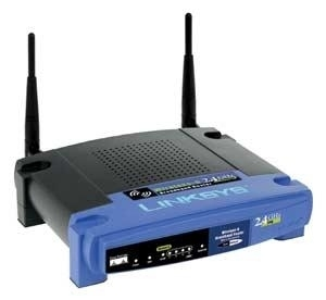 Router Wireless - La personalizzazione dei router wireless: VxWorks con WRT54G