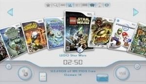 Gioca con la Wii da un hard disk esterno