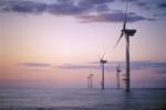 Energia eolica e acqua sul lago Erie