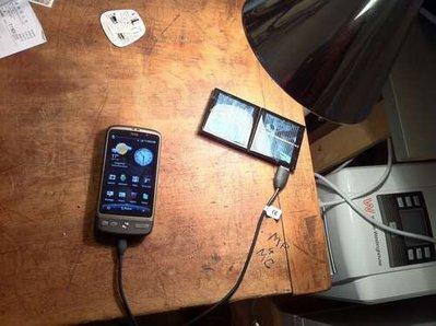 Caricatore USB ad energia solare