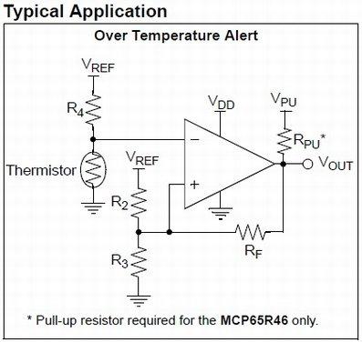 MCP65R41 e MCP65R46
