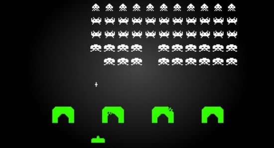 Space Invaders free online in flash game