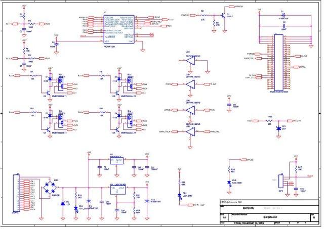 Schema Elettrico Quad : Costruire un telecontrollo gsm a ingressi e relè