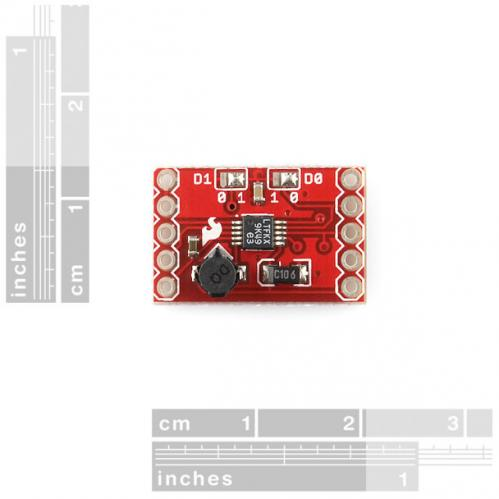 Henergy harvesting demo board con ltc3588
