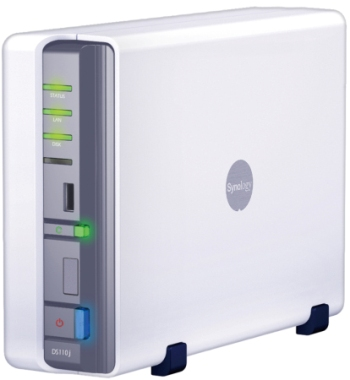Synology DS110j Linux Based
