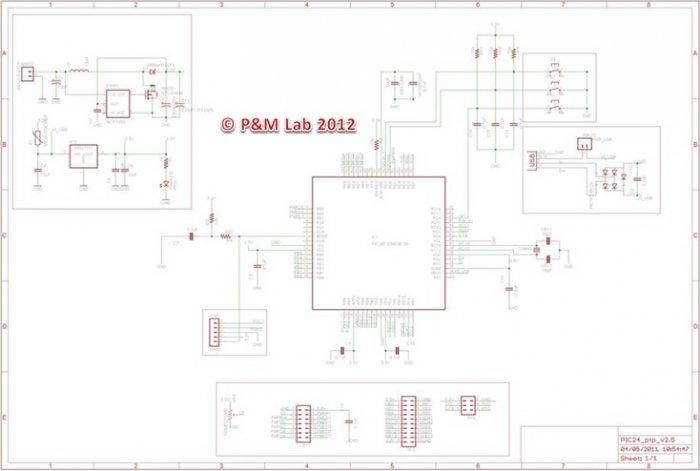 Schema Elettrico Usb : Remote shooter sistema di controllo remoto usb per