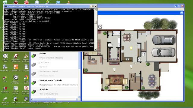 7 progetti che puoi fare anche tu con udoo arduino due raspberry pi elettronica open source - Progetto casa domotica ...