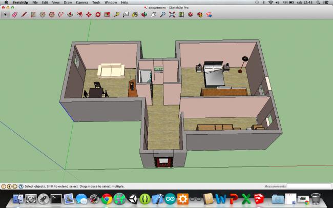 Creare planimetria casa for Software planimetria casa