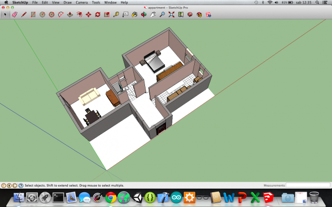 Programmi per creare case google sketchup download with for Programmi per creare case