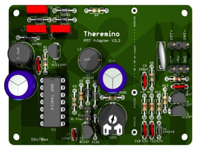 Schemi Elettrici Open Source : Tecniche di condizionamento del segnale per la